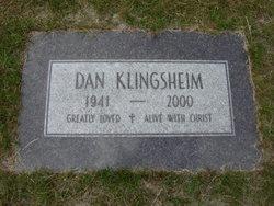 Daniel Alvin Dan Klingsheim