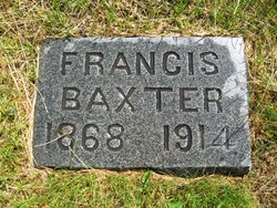 Frances Susanna <i>Rouse</i> Baxter