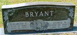 Elizabeth <i>Crocker</i> Bryant