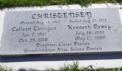 Colleen <i>Carrigan</i> Christensen