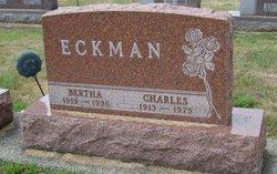 Bertha <i>Kurz</i> Eckman