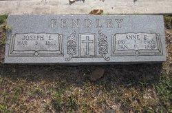 Anne E Fendley
