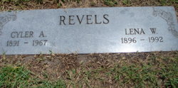 Lena <i>Woods</i> Revels