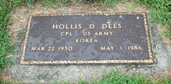 Hollis D Dees