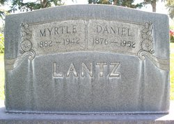 Myrtle E. <i>Risdon</i> Lantz