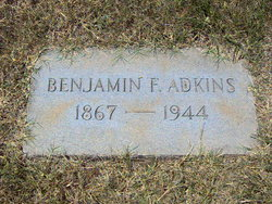 Benjamin Franklin Adkins