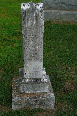 Elizabeth <i>Jones</i> Hale