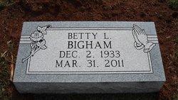 Betty L. <i>Doom</i> Bigham