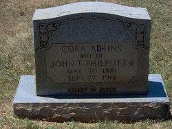 Cora <i>Adkins</i> Philpott