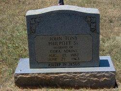 John Tony Philpott