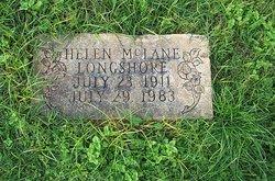 Helen Mae <i>McLane</i> Longshore