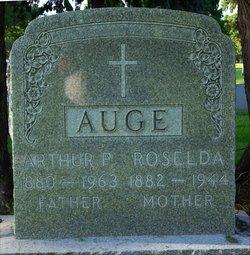 Arthur P Auge