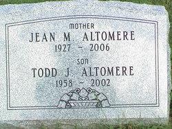Todd J. Altomere