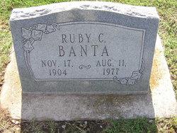 Ruby C Banta