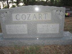Mary Louise <i>McDuffie</i> Cozart
