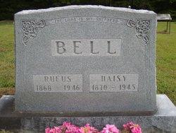 Daisy <i>Hamlett</i> Bell