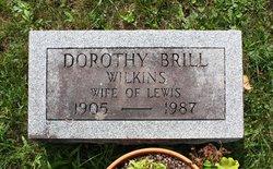 Dorothy Amelia <i>Starkweather</i> Brill