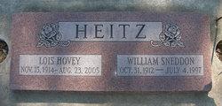 William S Heitz