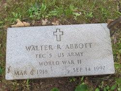 Walter Revere Abbott