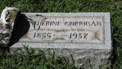 Catherine <i>O'Brien</i> Corrigan