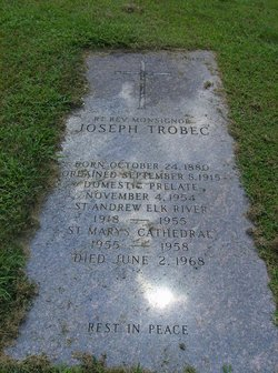 Fr Joseph Trobec
