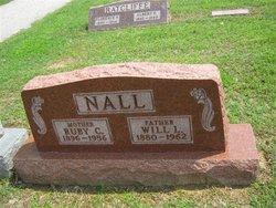 Ruby C. <i>Williams</i> Nall