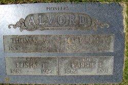 Thomas Moody Alvord