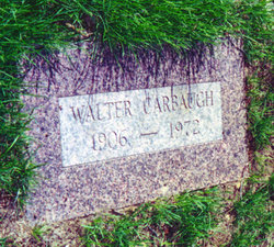 Walter Thomas Carbaugh, Sr