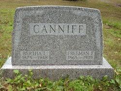 Bertha L. <i>Lincoln</i> Canniff