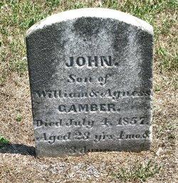 John Gamber