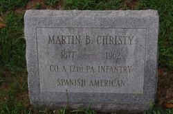 Martin Bell Christy