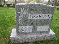 J David Creedon