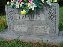Roselle <i>Tollett</i> Harville