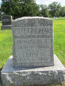 Edith Josephine <i>Onn</i> Cottingham