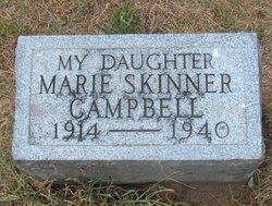 Jacqueline Marie <i>Skinner</i> Campbell