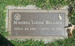Minerva Louise <i>Cole</i> Belasco