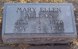 Mary Ellen <i>Wolf</i> Allison