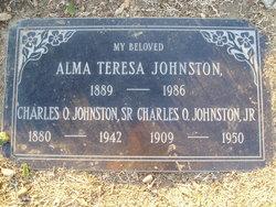 Charles O Johnston, Sr
