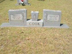 Melvin Dee Cook