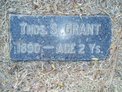 Thomas S Grant