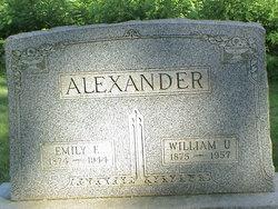 Emily E. <i>Ammerman</i> Alexander