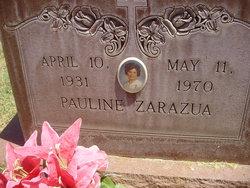 Pauline <i>Ortega</i> Zarazua