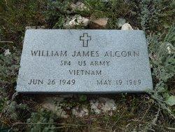William James Alcorn