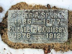 Esther A. Sparks