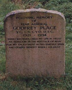 Basil Charles Godfrey Place