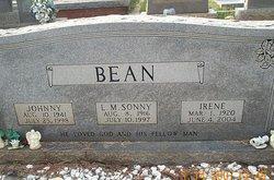 Lowell M. Sonny Bean