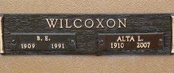 Alta Leola <i>Jorns</i> Wilcoxon