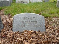 John T Barager