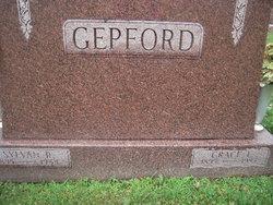 Grace Elizabeth <i>Heft</i> Gepford