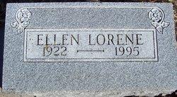 Ellen Lorene Lorene <i>Barfknecht</i> Thomsen